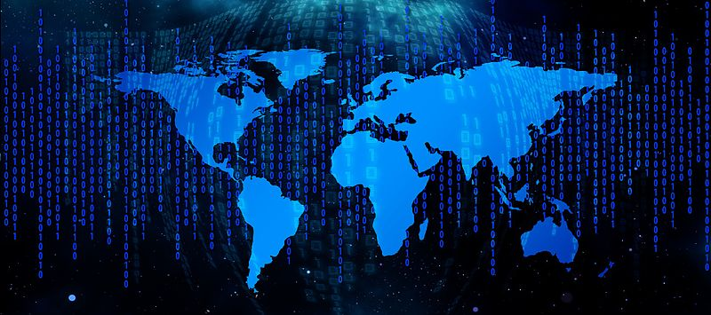 What about the status of public data opening overseas?