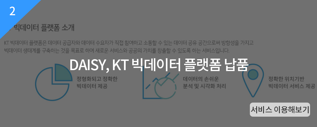 KT 빅데이터 플랫폼